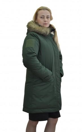 Куртка женская зимняя с утеплителем