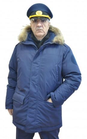 Куртка  мужская зимняя на пуховом утеплителе