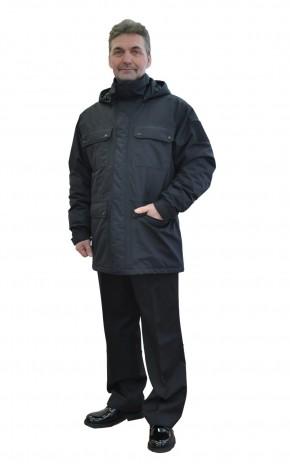 Куртка мужская демисезонная на синтетическом утеплителе из мембранной ткани