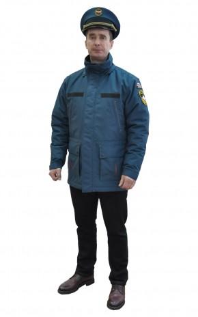 Куртка демисезонная для сотрудников МЧС